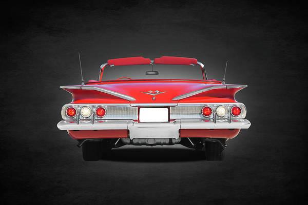 Impala Photograph - The Impala Rear by Mark Rogan