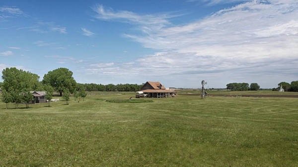 Photograph - The Ingalls Homestead by Susan Rissi Tregoning