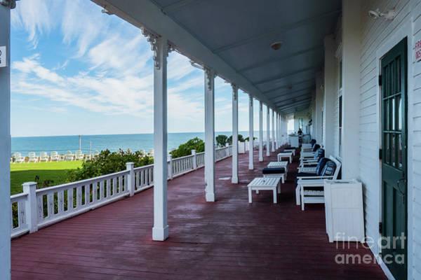Photograph - The Inn At Spring House Beautiful Inns And Hotels On Block Island Rhode Island 3 by Wayne Moran
