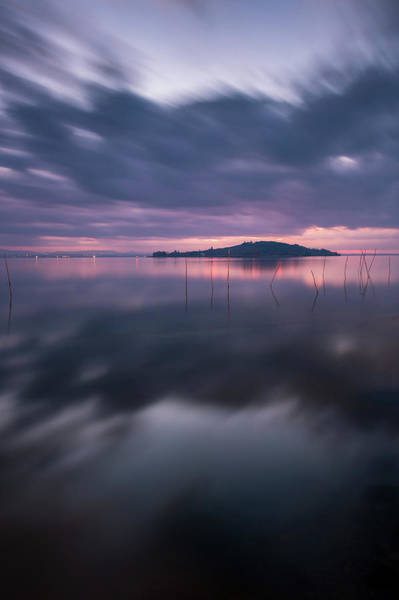 Photograph - The Island by Matteo Viviani