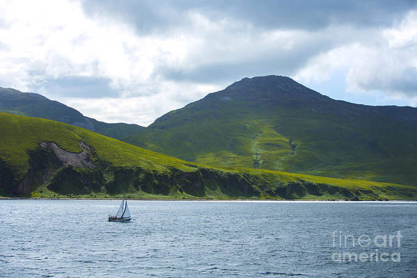 Wall Art - Photograph - The Isle Of Jura, Scotland by Diane Diederich