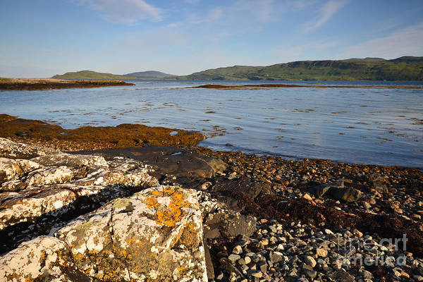 Loch Wall Art - Photograph - The Isle Of Mull by Smart Aviation