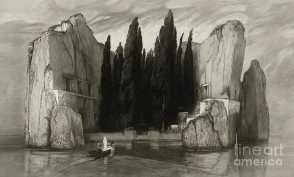The Isle Of The Dead Art Print