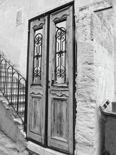 Photograph - The Israel Door Crisp by Donna L Munro