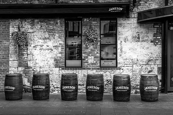 Irish Whiskey Photograph - The Jameson Distillery by Georgia Fowler