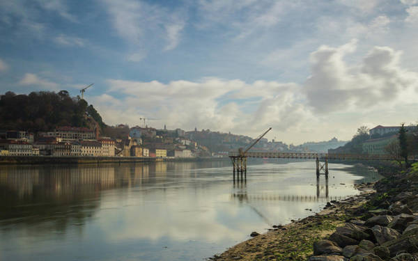 Photograph - The Journey Into Porto by Bruno Rosa