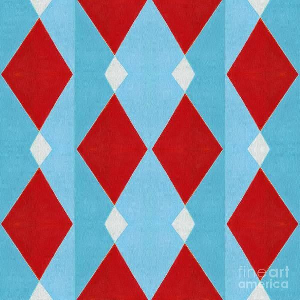 Mixed Media - The Joy Of Design 47 Arrangement 2 Variation by Helena Tiainen