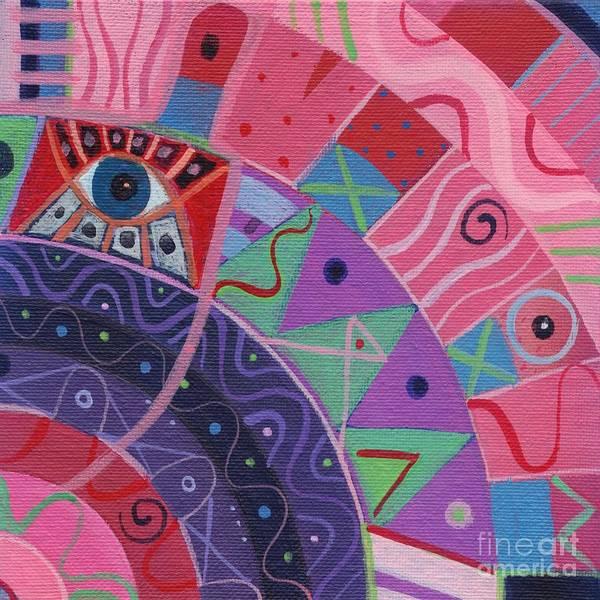 Digital Art - The Joy Of Design X X X V I I Part 2 by Helena Tiainen