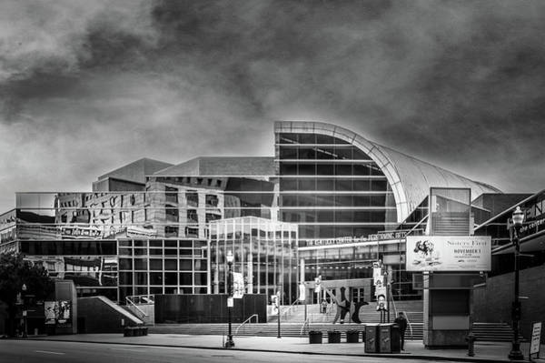 Wall Art - Photograph - The Kentucky Center For The Performing Arts In Black And White by Art Spectrum