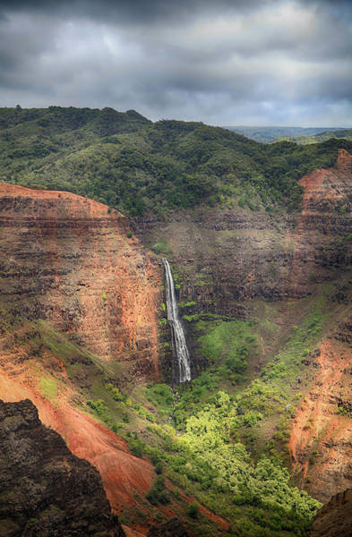Waimea Canyon Photograph - The Kind Of Love That Lasts Forever by Laurie Search