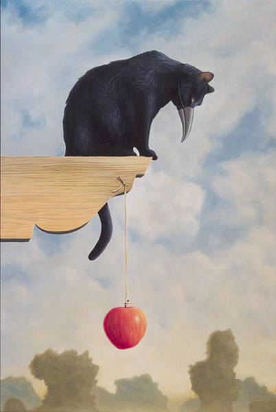 Idealism Wall Art - Painting - The Kindest Premeditation by Paul Bond