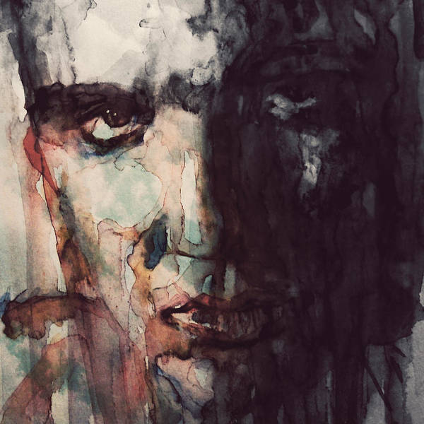 Wall Art - Painting - The King by Paul Lovering