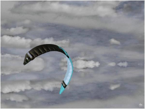 Photograph - The Kite No 1 by Wayne King