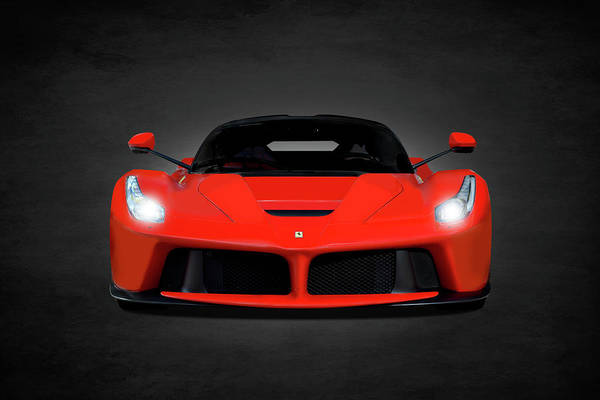 Wall Art - Photograph - The Laferrari by Mark Rogan