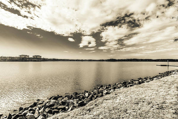 Photograph - The Lake #14 by Wade Brooks