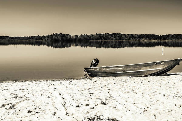 Photograph - The Lake #16 by Wade Brooks