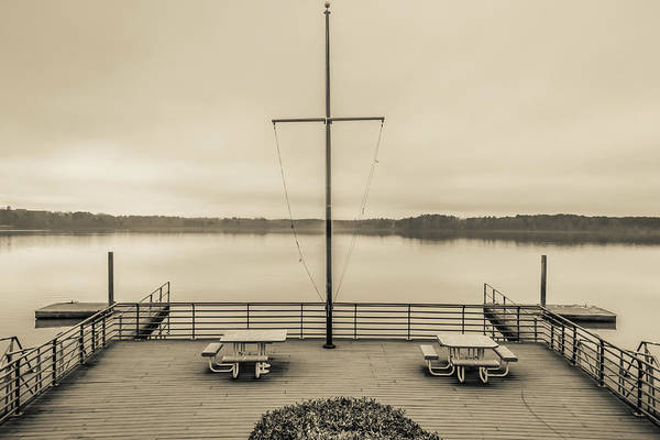 Photograph - The Lake #21 by Wade Brooks