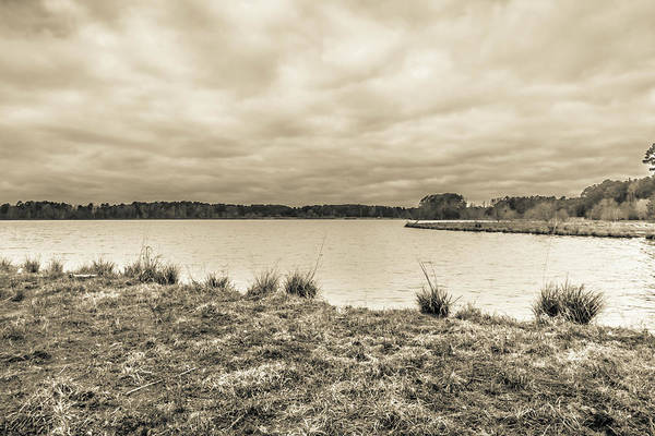 Photograph - The Lake #24 by Wade Brooks