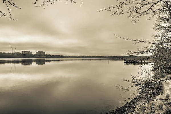 Photograph - The Lake #25  by Wade Brooks