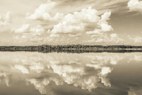 Photograph - The Lake #30 by Wade Brooks