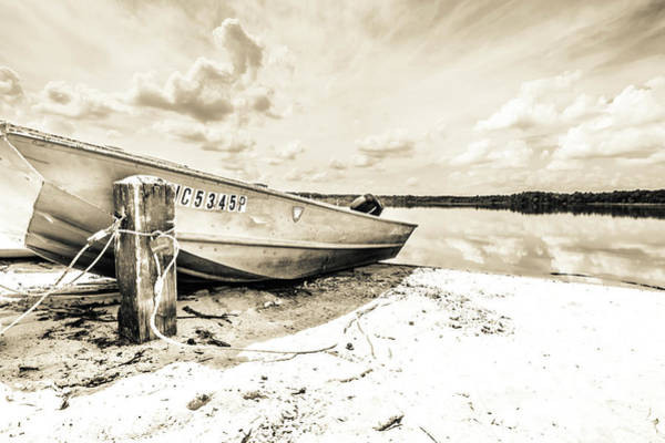 Photograph - The Lake #31 by Wade Brooks