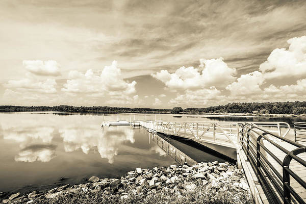 Photograph - The Lake #32 by Wade Brooks
