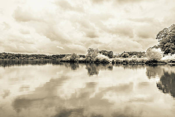 Photograph - The Lake #34 by Wade Brooks
