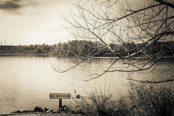Photograph - The Lake #36 by Wade Brooks