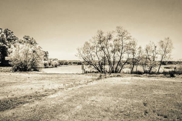 Photograph - The Lake #49 by Wade Brooks