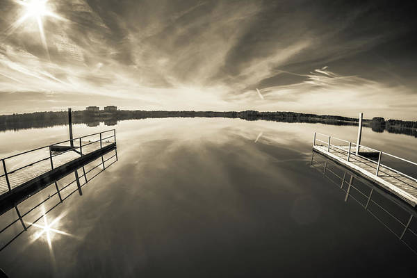 Photograph - The Lake #50 by Wade Brooks