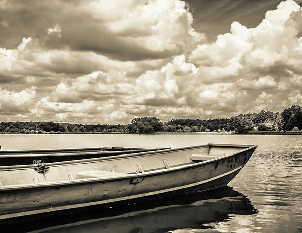 Photograph - The Lake #53 by Wade Brooks