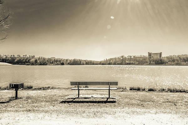 Photograph - The Lake Ix by Wade Brooks