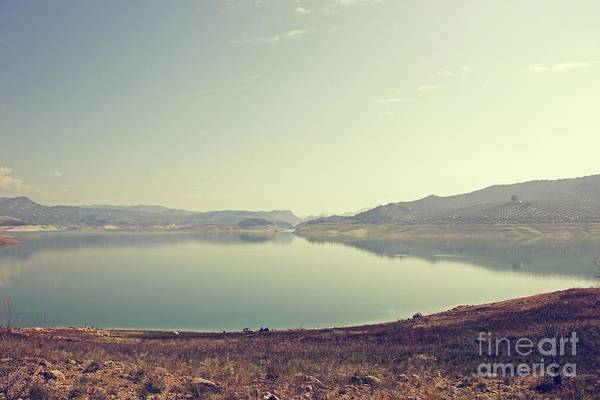 Wall Art - Photograph - The Lake by Jackie Mestrom