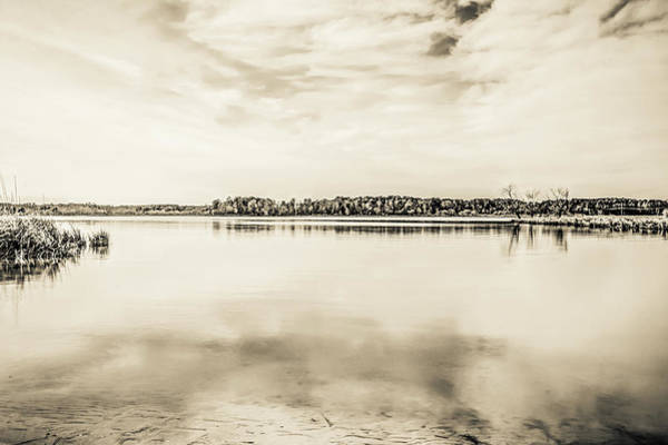 Photograph - The Lake V by Wade Brooks