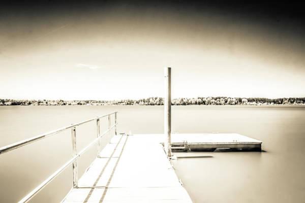 Photograph - The Lake Vi by Wade Brooks