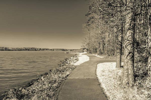 Photograph - The Lake Xi by Wade Brooks