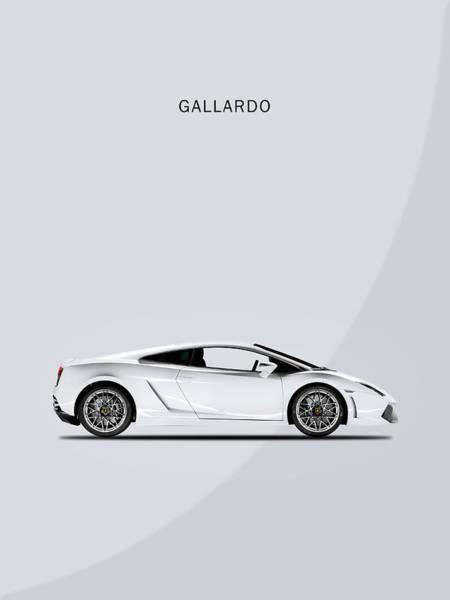 Wall Art - Photograph - The Lamborghini Gallardo by Mark Rogan