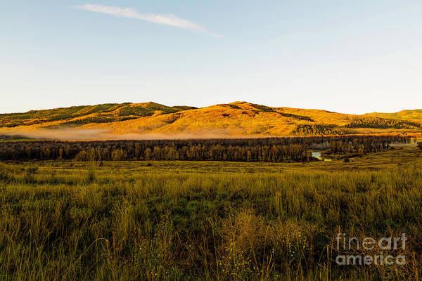 Photograph - The Land by Jon Burch Photography