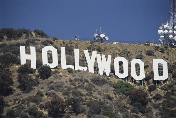 Wall Art - Photograph - The Landmark Hollywood Sign by Richard Nowitz