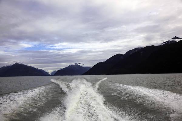 Wall Art - Photograph - The Landscape Of Alaska by Madeline Ellis
