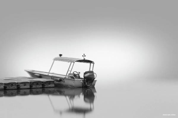 Photograph - The Last Boat by Cho Me