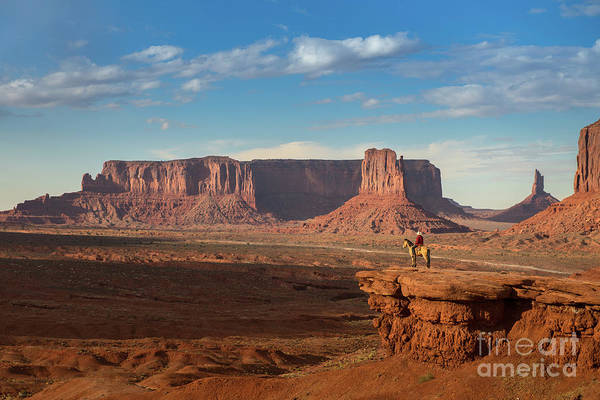 Wall Art - Photograph - The Last Cowboy by Jamie Pham