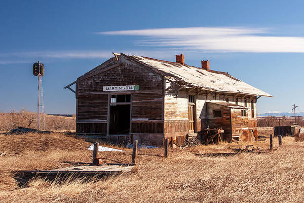 Wall Art - Photograph - The Last Depot by Todd Klassy