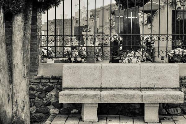 Cementery Photograph - The Last Goodbye by Ignacio Leal Orozco