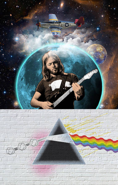 Pink Floyd Painting - The Leader Of The Band by Gary Grayson