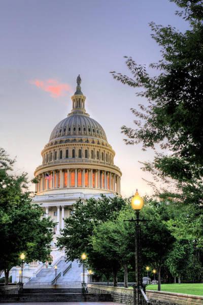 Photograph - The Legislative Branch by JC Findley