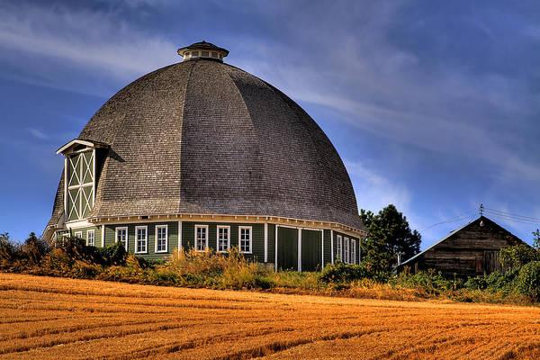 Photograph - The Leonard Barn II by David Patterson