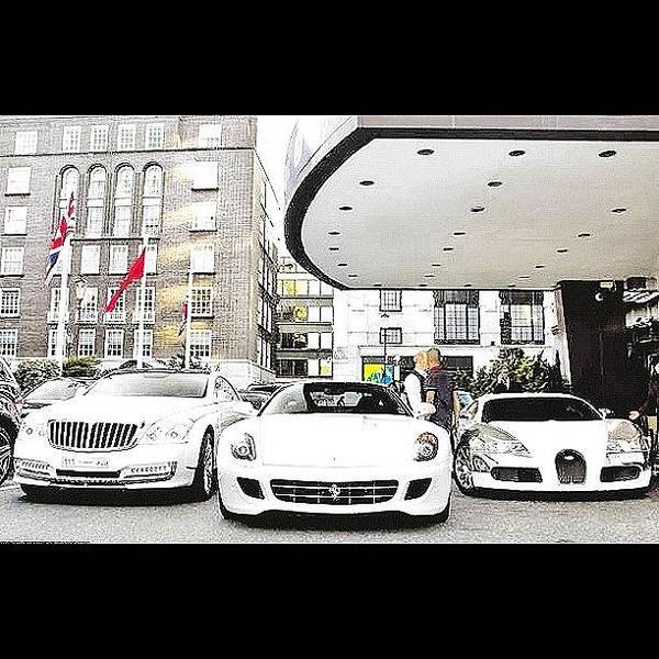 Bugatti Photograph - The Life #maybach #ferrari #bugatti by Exotic Rides
