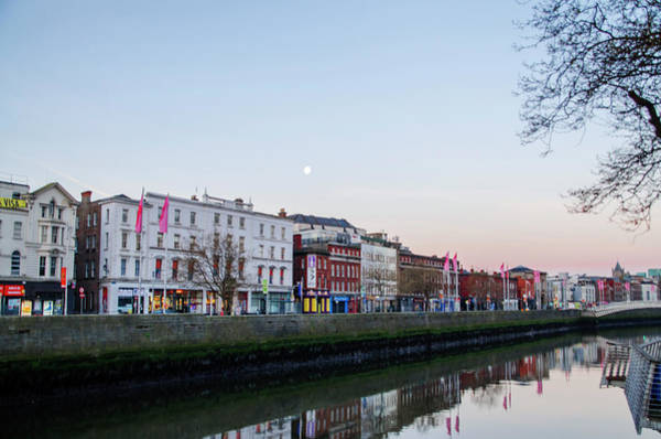 Photograph - The Liffey by Bill Cannon