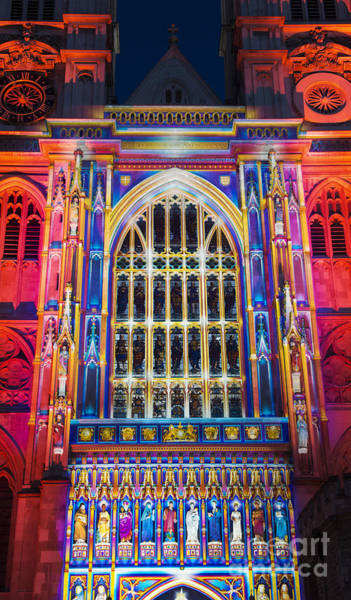 Photograph - The Light Of The Spirit Westminster Abbey London by Tim Gainey